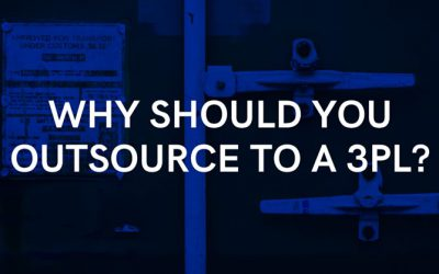 5 Reason why you should outsource to a 3PL
