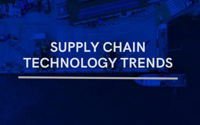 5 Supply Chain Technology Trends
