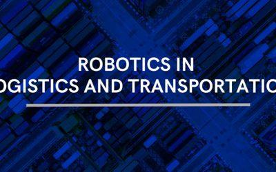 Robotics in Logistics and transportation