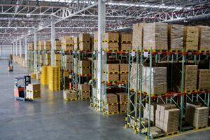 freight forwarding wearhouse