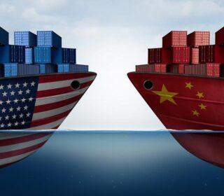 Trade Wars between USA and China