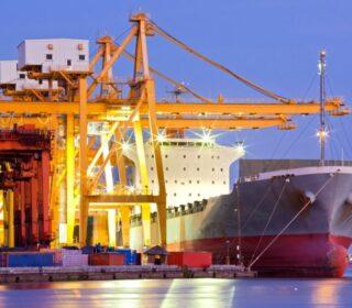 Shipping and logistics Dubai