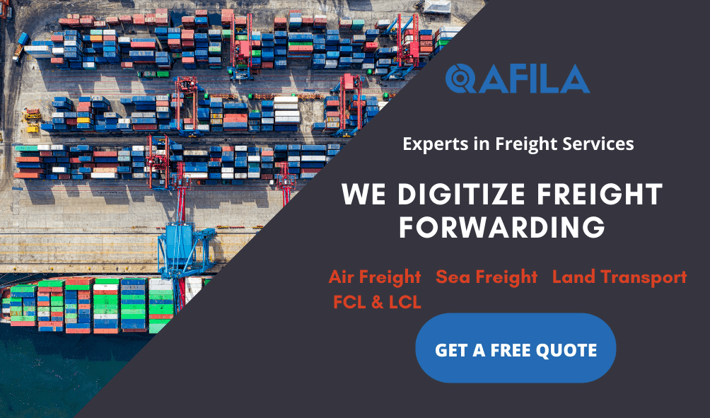 qafila freight forwarding