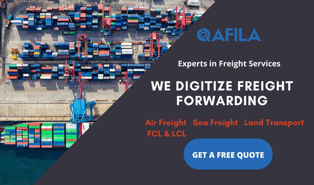 qafila freight forwarding