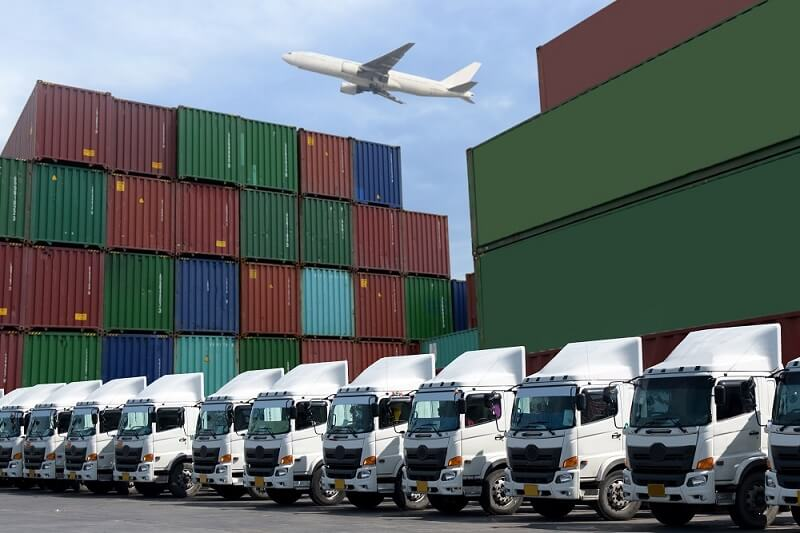 Land and Sea Freight