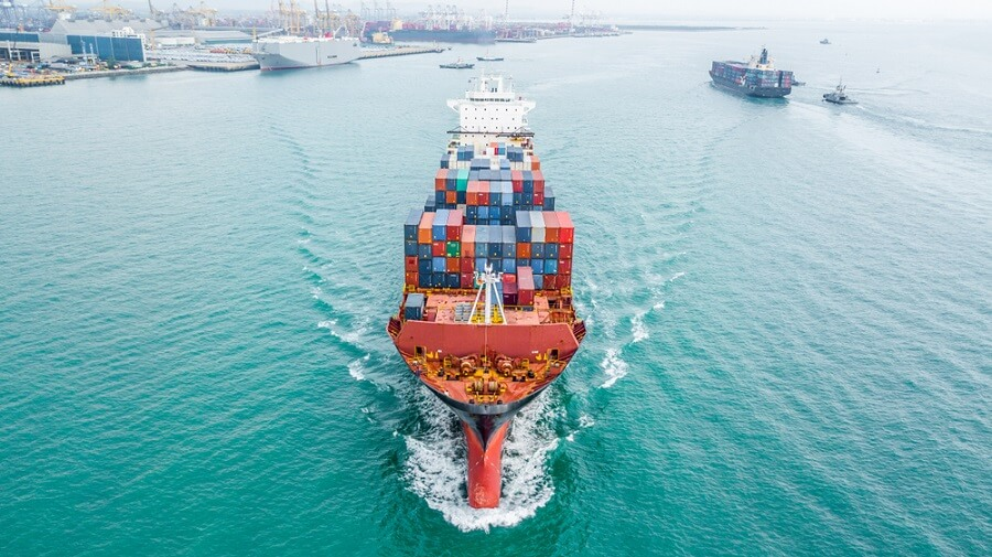 Ocean Freight Dubai
