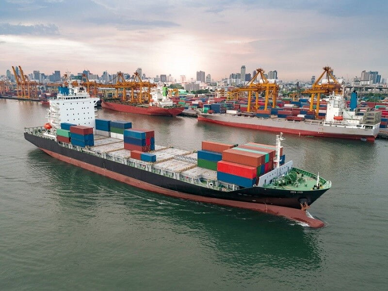 Ocean Freight Forwarding Dubai