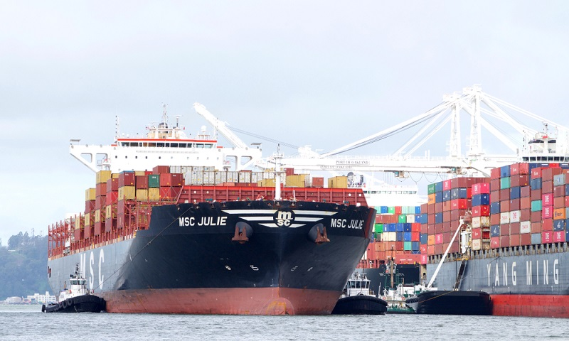 sea freight dubai