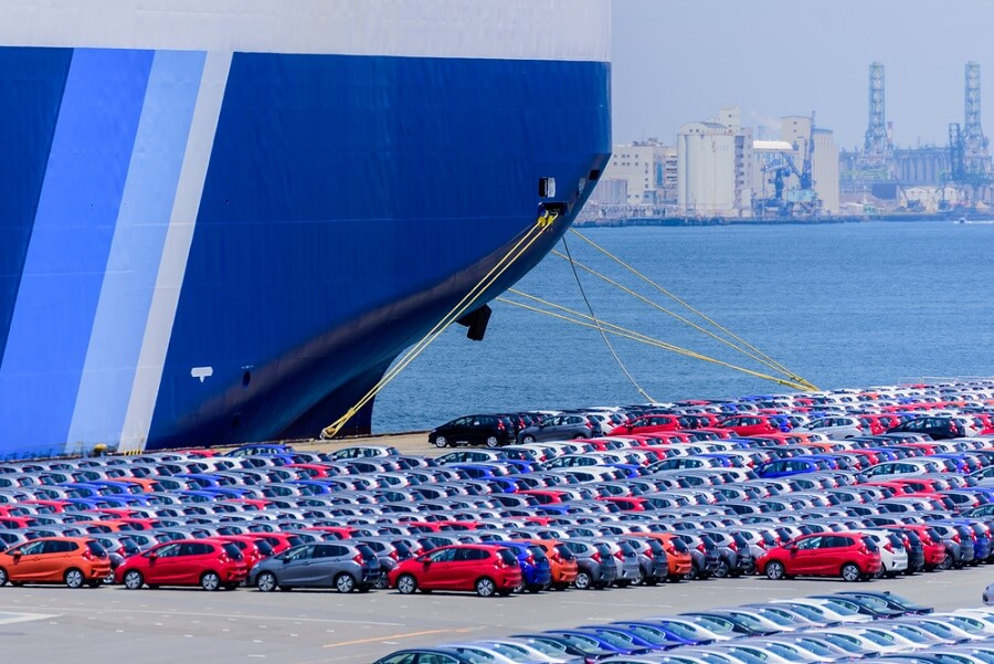 Automotive and vehicle logistics