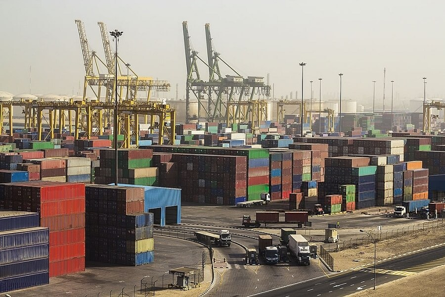Jebel Ali Port Dubai