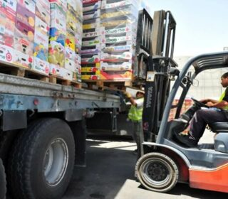 Importing Food into Dubai