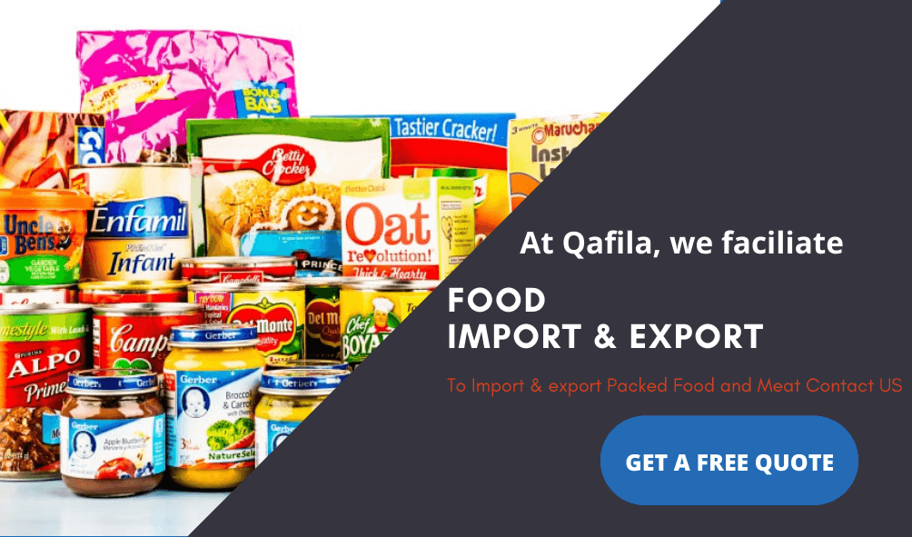 food import and export