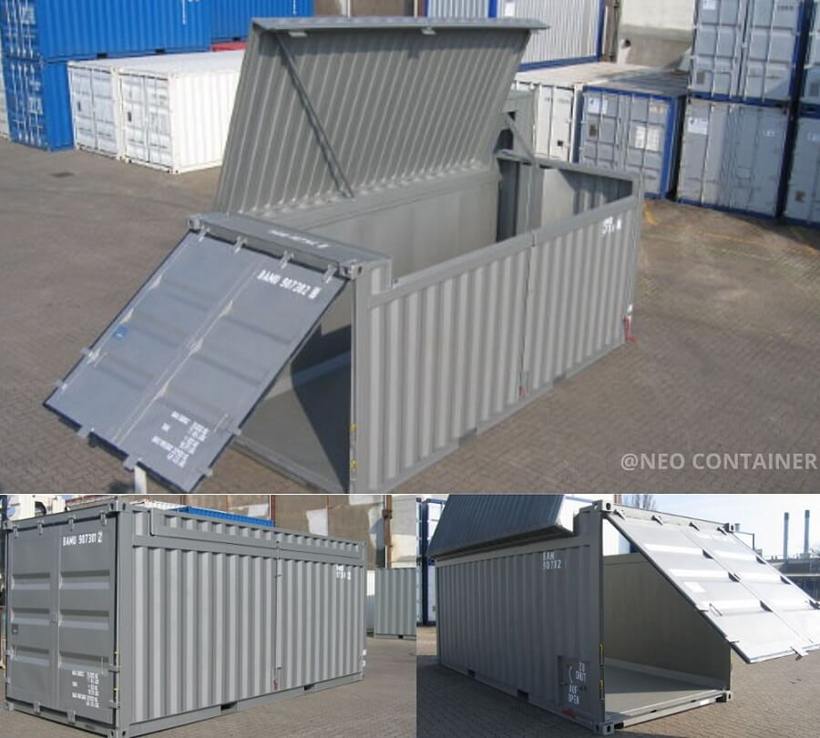 Hard Top Container Images