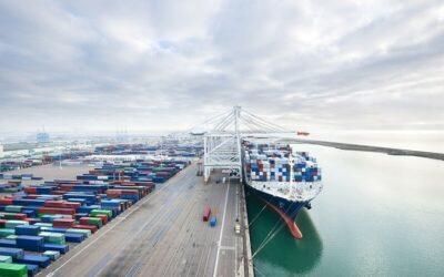 Dubai's Ever-Growing Transport And Logistics Sector