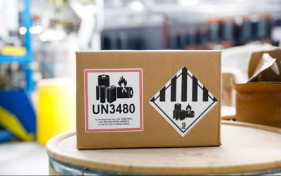 How to Ship Lithium Batteries Internationally By Air