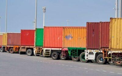 Saudi Arabia and UAE Trade Lane
